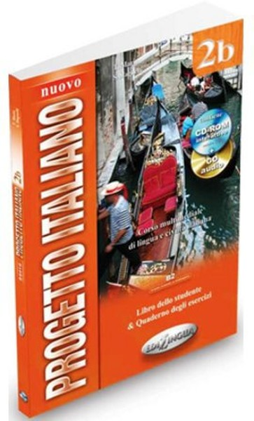 Nuovo Progetto Italiano 2b (Ders Kitabı ve Çalışma Kitabı +CD +CD ROM) İtalyanca Orta-Üst Seviye.pdf