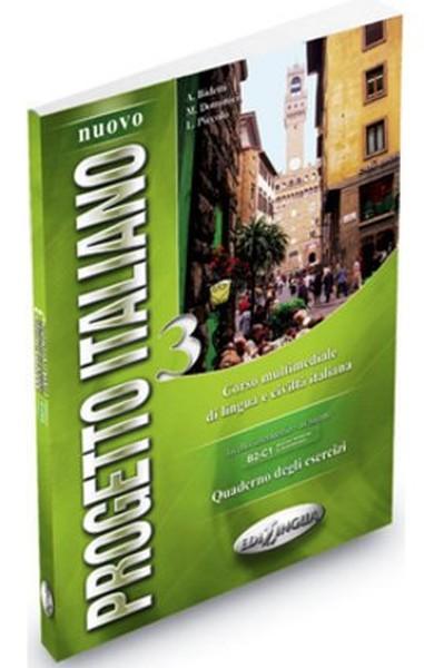 Nuovo Progetto Italiano 3 Quaderno Degli Esercizi (İtalyanca İleri Seviye).pdf