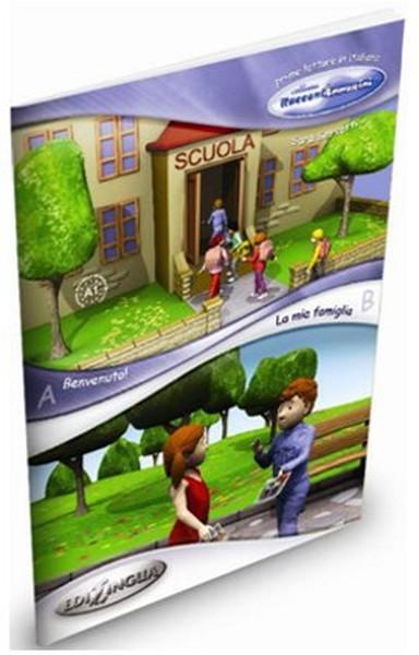 Benvenuto - La Mia Famiglia (İtalyanca Okuma Kitabı 6-11 Yaş) Temel Seviye (A1).pdf