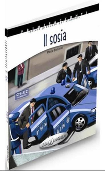 Il Sosia +CD - İtalyanca Okuma Kitabı İleri Seviye (C1-C2).pdf