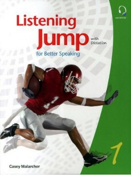 Listening Jump for Beter Speaking 1 with Dictation + MP3 CD.pdf