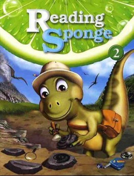 Reading Sponge 2 with Workbook + CD.pdf