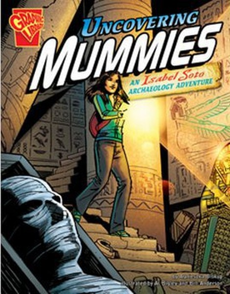 Uncovering Mummies: An Isabel Soto Archaeology Adventure.pdf