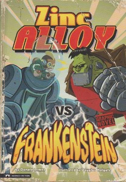 Zinc Alloy - Frankenstein.pdf