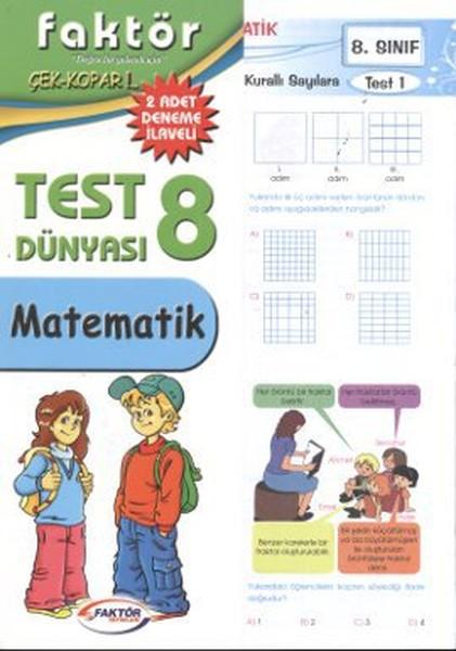 8. Sınıf Matematik Test Dünyası.pdf