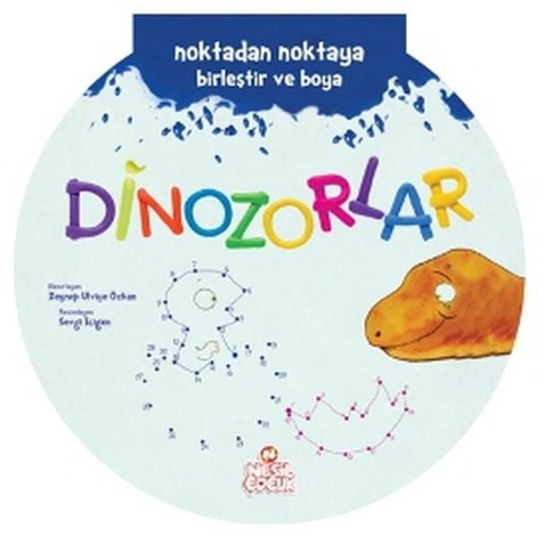 Noktadan Noktaya Birleştir ve Boya Serisi - Dinozorlar.pdf