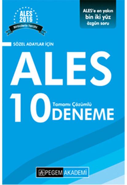 ALES Sözel Adaylar için Tamamı Çözümlü 10 Deneme 2016.pdf
