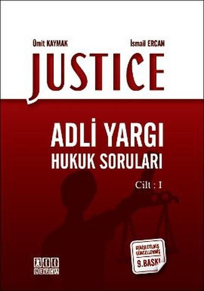 Justice - Adli Yargı Hukuk Soruları (2 Cilt Takım).pdf