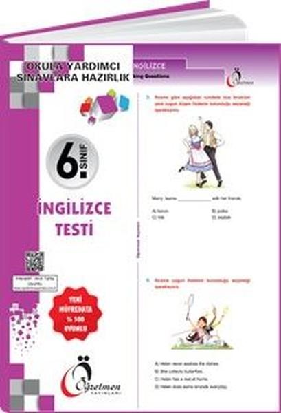 6. Sınıf İngilizce Çek Kopar Yaprak Test.pdf