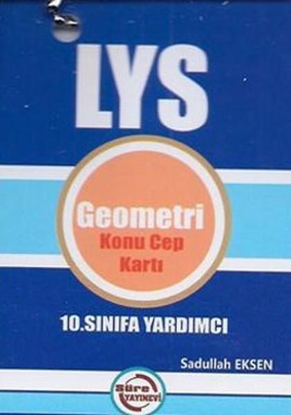 10. Sınıfa Yardımcı LYS Geometri Konu Cep Kartı.pdf
