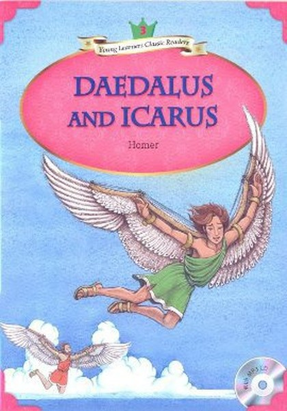 Daedalus and Icarus + MP3 CD (YLCR-Level 3).pdf