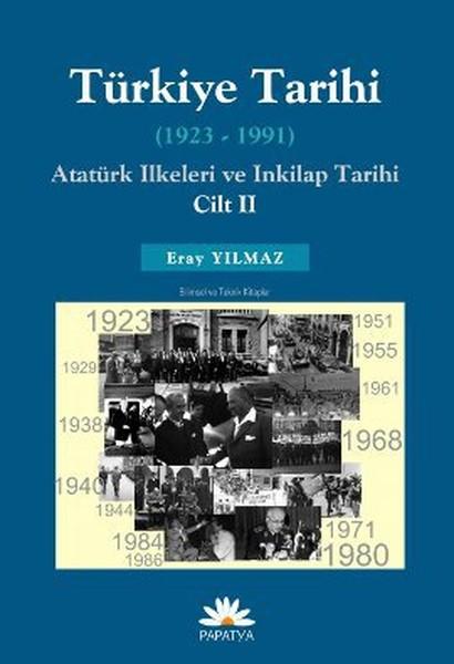 Türkiye Tarihi - Atatürk İlkeleri ve İnkılap Tarihi Cilt: 2.pdf