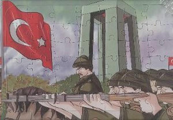 Eğitici ve Zeka Geliştirici Yapbozlar - Çanakkale 3.pdf