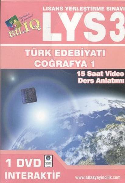 BİL IQ - LYS 3 Türk Edebiyatı - Coğrafya 1 - İnteraktif DVD Seti (15 Saat Video Ders Anlatımı).pdf