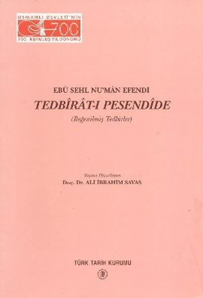Ebu Sehl Numan Efendi Tedbirat-ı Pesendide.pdf