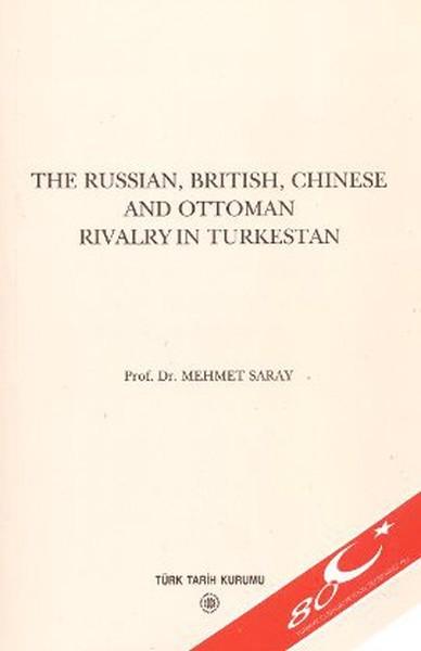 The Russian, British, Chinese and Ottoman Rivalry in Turkestan.pdf