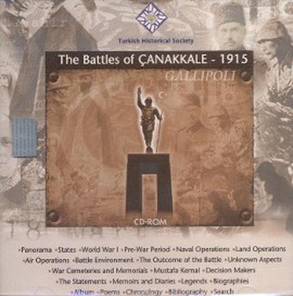 The Battles of Çanakkale 1915 (CD-ROM).pdf