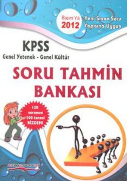 KPSS Genel Yetenek - Genel Kültür Soru Tahmin Bankası.pdf