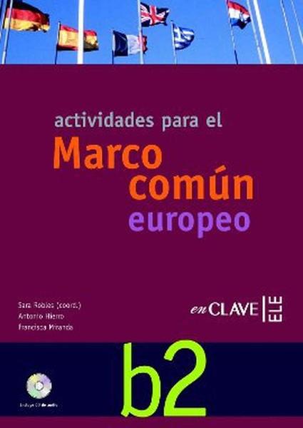 Actividades B2 + CD (Orta-Üst Seviye İspanyolca Etkinlikleri).pdf