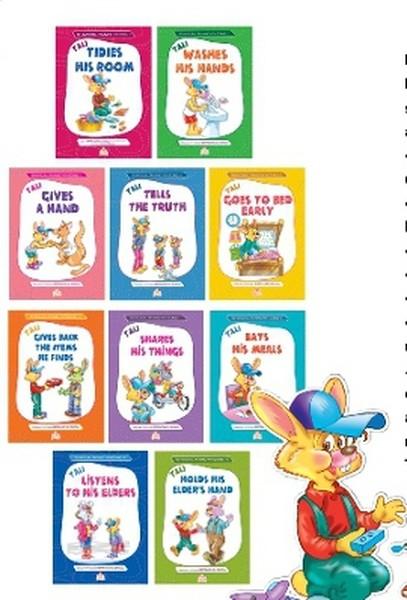 Tali İngilizce 1. Set (10 Kitap).pdf