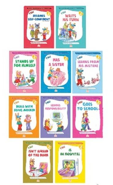 Tali İngilizce 2. Set (10 Kitap Takım).pdf