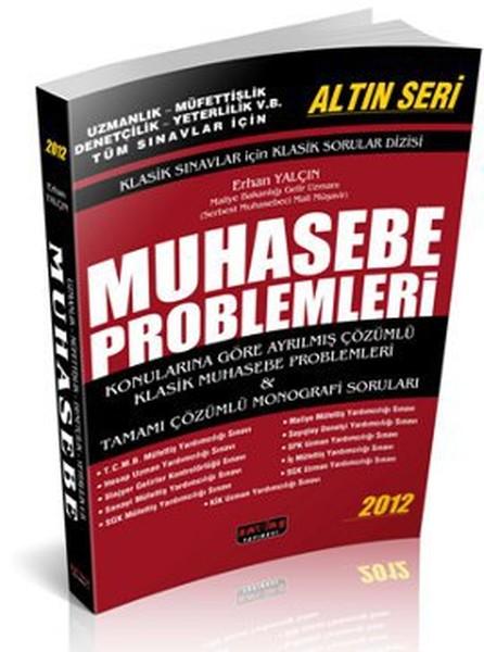 Klasik Sınavlar İçin Klasik Sorular Dizisi Muhasebe Problemleri.pdf