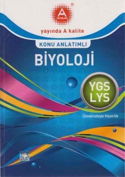YGS - LYS Biyoloji Konu Anlatımlı.pdf
