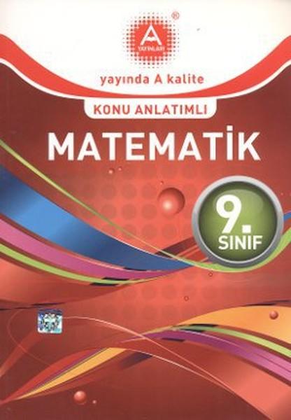 9. Sınıf Matematik Konu Anlatımlı.pdf
