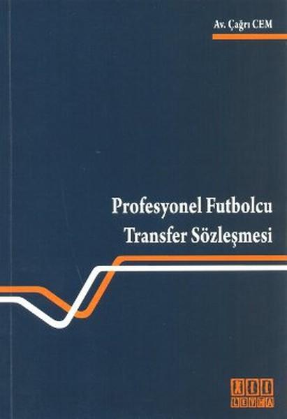 Profesyonel Futbolcu Transfer Sözleşmesi.pdf