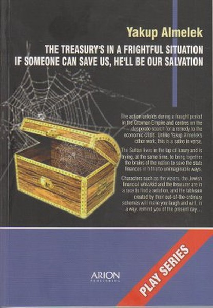 The Treasurys in a Frightful Situation If Someone can Save us, Hell be our Salvation - Hazinenin D.pdf