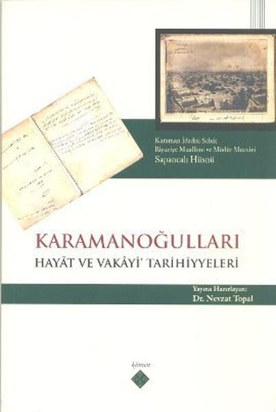 Karamanoğulları Hayat ve Vakayi Tarihiyyeleri.pdf