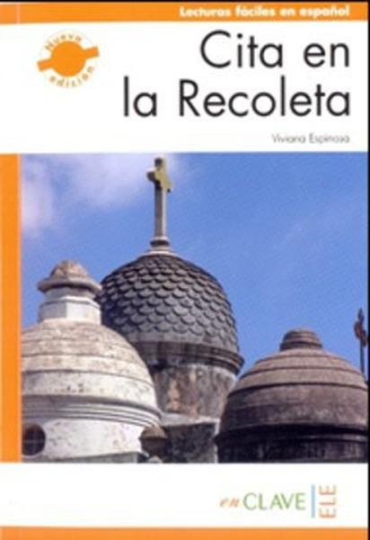 Cita en la Recoleta (LFEE Nivel-3) B2 İspanyolca Okuma Kitabı.pdf