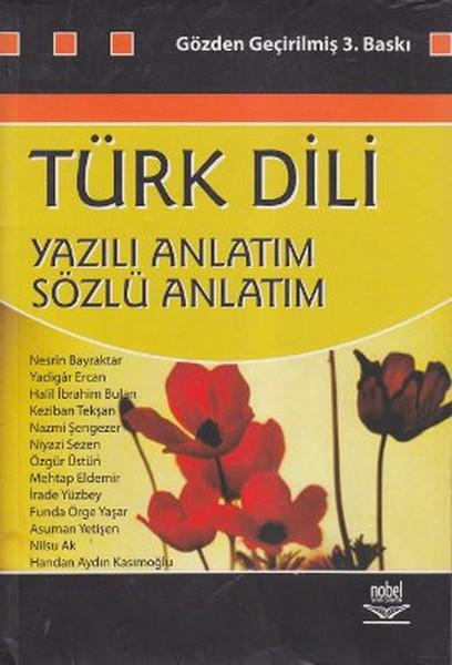 Türk Dili Yazılı Anlatım Sözlü Anlatım.pdf