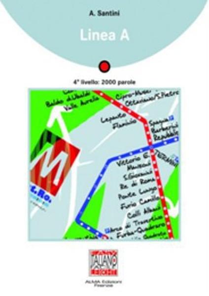 Linea A + CD (İtalyanca Okuma Kitabı Orta Seviye) B1.pdf
