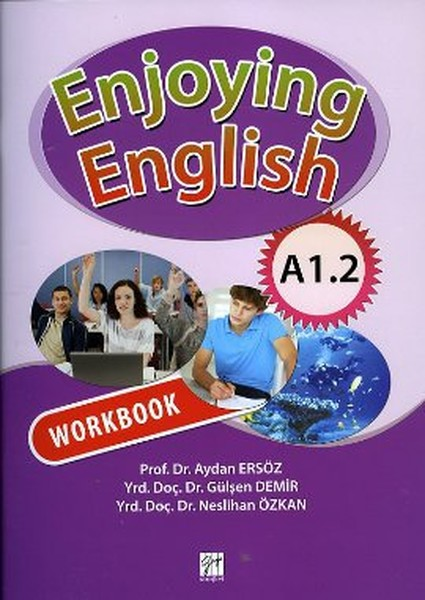 Enjoying English A1.2 Coursebook + Workbook.pdf