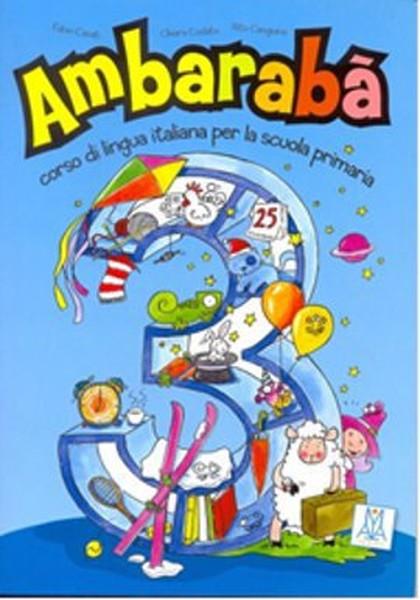 Ambaraba 3 (Kitap+2 CD) Çocuklar için İtalyanca (6-10 Yaş).pdf