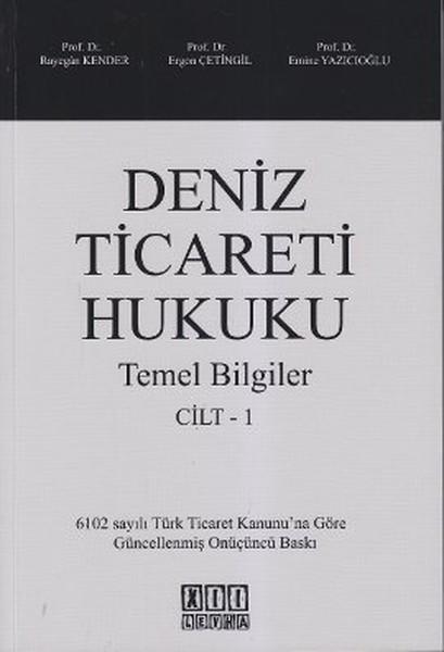 Deniz Ticaret Hukuku Cilt:1.pdf