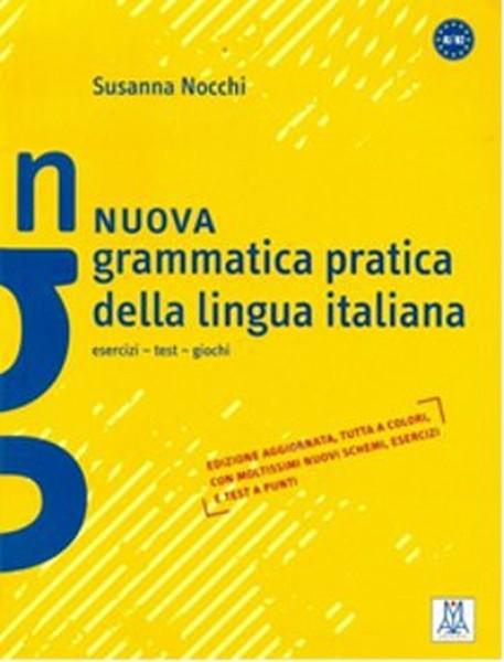 Nuova Grammatica Pratica Della Lingua Italiana A1-B2.pdf