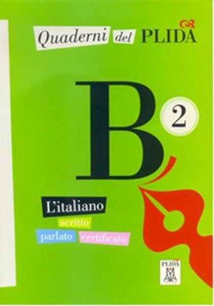 Quaderni Del PLIDA - B2 (Kitap+CD) İtalyanca Sınavlara Hazırlık.pdf