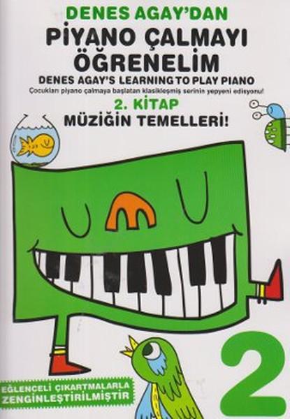Denes Agaydan Piyano Çalmayı Öğrenelim 2. Kitap.pdf
