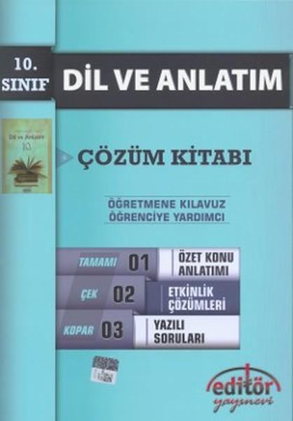 Dil ve Anlatım Çözüm Kitabı 10. Sınıf.pdf