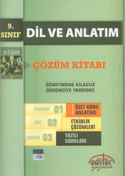Dil ve Anlatım Çözüm Kitabı 9. Sınıf.pdf