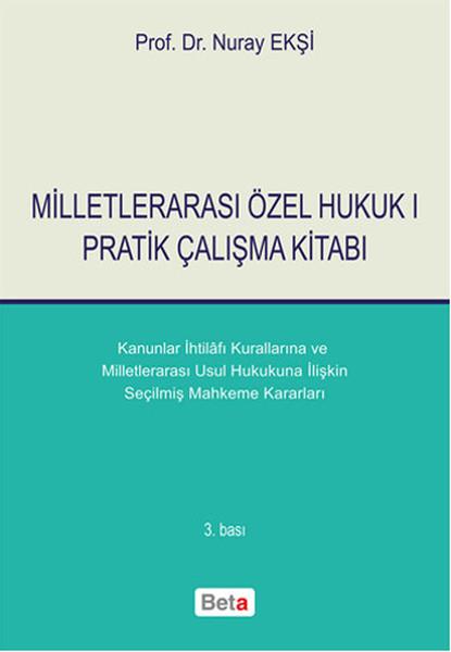 Milletlerarası Özel Hukuk 1-Pratik.pdf