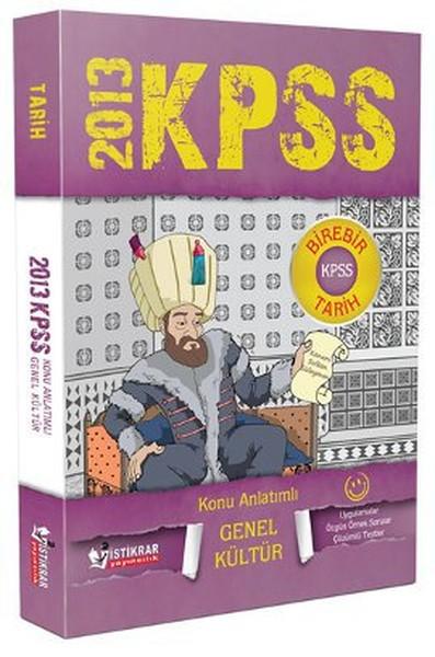 2013 KPSS Bire Bir Tarih Konu Anlatımı.pdf