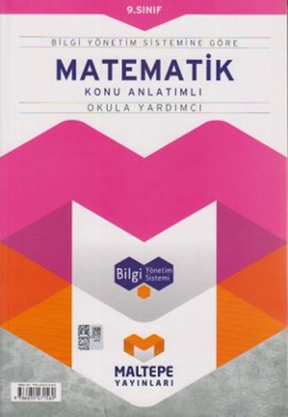 Bilgi Yönetim Sistemine Göre 9. Sınıf Matematik Konu Anlatımlı - Okula Yardımcı.pdf
