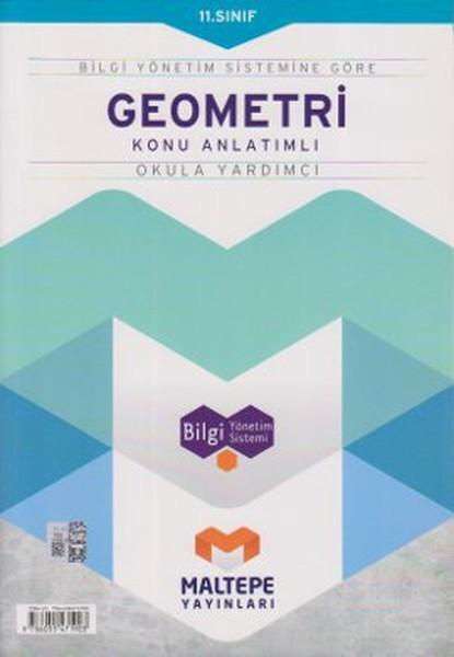 Maltepe Bilgi Yönetim Sistemine Göre 11. Sınıf Geometri Konu Anlatımlı - Okula Yardımcı.pdf