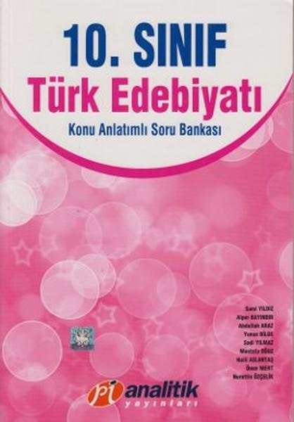 10. Sınıf Türk Edebiyatı - Konu Anlatımlı Soru Bankası.pdf