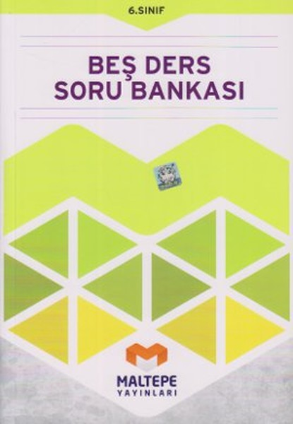 6. Sınıf - Beş Ders Soru Bankası.pdf