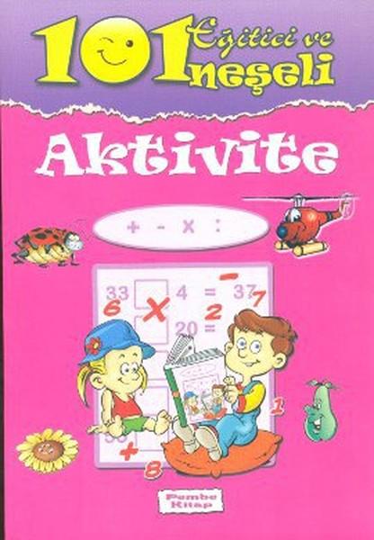 101 Eğitici ve Neşeli Aktivite: Pembe Kitap.pdf