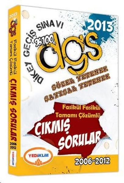 2013 DGS Sözel Yetenek - Sayısal Yetenek Çıkmış Sorular.pdf